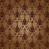 Vintage wallpaper — Stock Vector