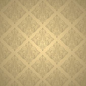 Vintage wallpaper — Vector de stock