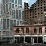 Urban Destruction — Stock Photo #10082837
