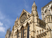 York Minster — Stock fotografie