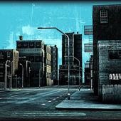 Street Grunge — Stock Photo