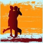 Tango Grunge — Stock Vector #10409554