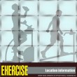 Exercise Window — Vettoriali Stock