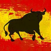 Hiszpański tło — Wektor stockowy