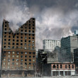 Urban Destruction - Stock Photo
