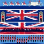 Jubilee Banners — Stock Vector #9429348