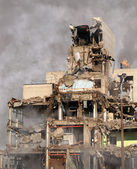 Urban Destruction — Stockfoto