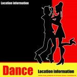 Tango Dance — Stock Vector