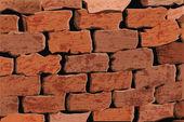 Brick Wall Background — Stockvektor