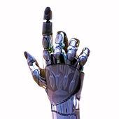 Puntatore android — Foto Stock
