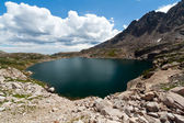 Alpine Lake in the Colorado Rocky Mountains — Stock Photo
