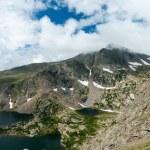 Colorado Mountain Lakes Landscape — Stock Photo #10649987