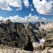 Panoramic View From Pawnee Peak In Colorado - Stock Photo