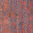 Brick Pattern Background Texture — Stock Photo