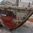 Old Boat moulder — Stock Photo