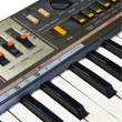 Electric piano — Stock Photo #10217565