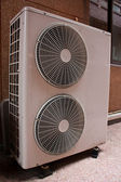 Air Condenser — Stock Photo