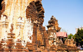 Thaise tempel is zeer oud. — Stockfoto