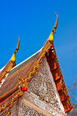 Thai temple. — Foto de Stock