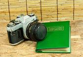 Old camera. — Stock Photo