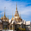 Temple in Thailand - 