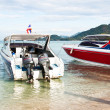 Stock Photo: Speed boat