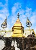 Templo de la colina. — Foto de Stock
