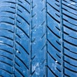 Car Tire Tread — Stock Photo