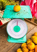 Weighing machine — Stock Photo