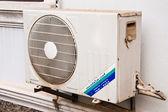 Air conditioner — Stock Photo