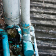 Water pipeline. — Stockfoto #9896733