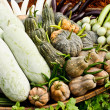 Group of tropical vegetables — Stock Photo #10046519