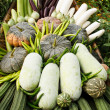 Group of tropical vegetables — Stock Photo #10049006