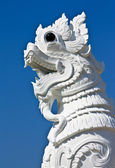 Traditional Thai style lion statue — Foto de Stock