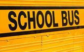 School bus — Stockfoto