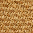 Stock Photo: Pattern of native Thai style basketry