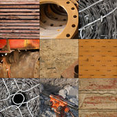 Construction materials — Stock Photo