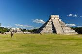 Mayan Ruin — Stock Photo