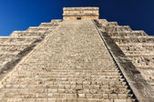 Chichen Itza -Mexico — Stock Photo