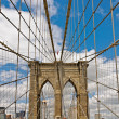 Brooklyn Bridge — Stock Photo #9370706