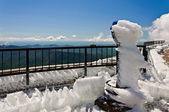 New hampshire mountain — Stock Photo