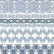 Royalty-Free Stock Vector Image: Oriental traditional pattern