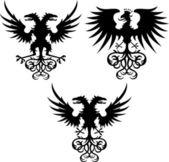 イーグル デザイン — ストックベクタ