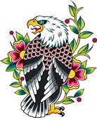Eagle design — Stock Vector