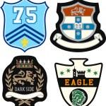 Emblem badge design — Stock Vector #10071340