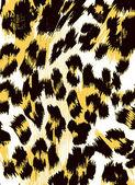 Animal abstract print pattern — Stock Vector