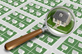 Find The Perfect House — Stock Photo