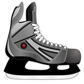 Ice hockey skates — Stock Vector