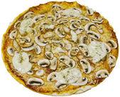 Mushroom pizza — Stock Photo