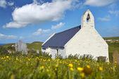 Mwnt kapel — Stockfoto